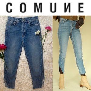 Comune Aberdeen Thrift Vintage Fit Jean 28